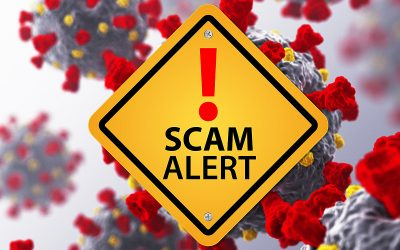 COVID-19 Scams & Fraud Alerts