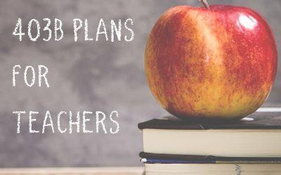 403b for Teachers